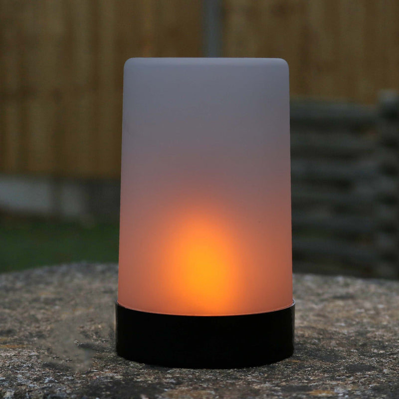flicker flame table light