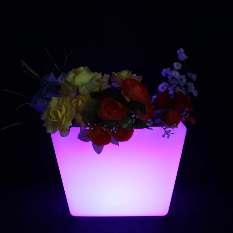LED ice bucket multicolour