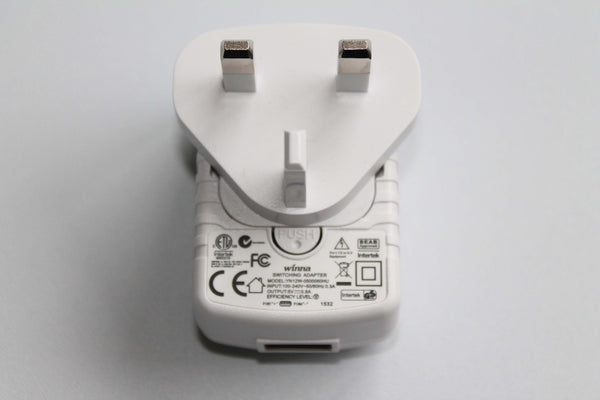 Mains Charging Adaptor for Small LED Mood Lights