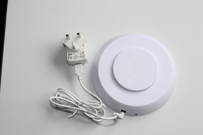 Charging Plate and Mains Adaptor for Waterproof LED Lights