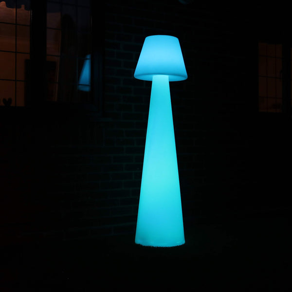 LED Stand Lamp 165cm Tall RGB Lighting