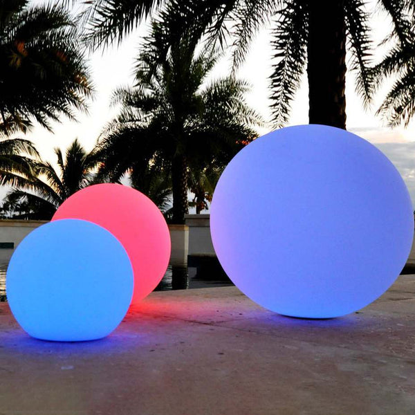 30cm colour changing ball
