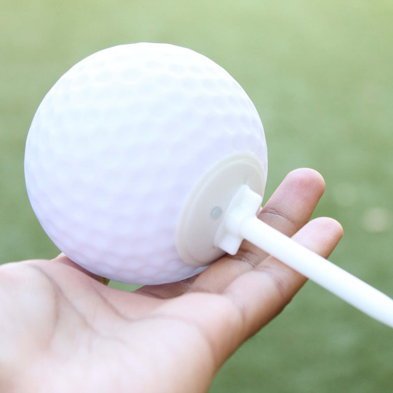 golf ball outdoor light