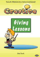 Creative Giving Lessons