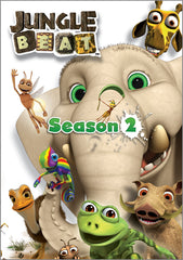 Jungle Beat Season 2 DVD