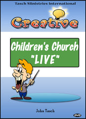 Creative Children's Church Live