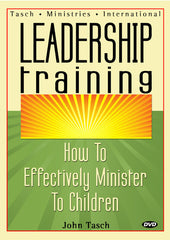 How To Effectively Minister To Children