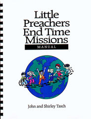 Little Preachers End-Time Missions Manual -Digital Download