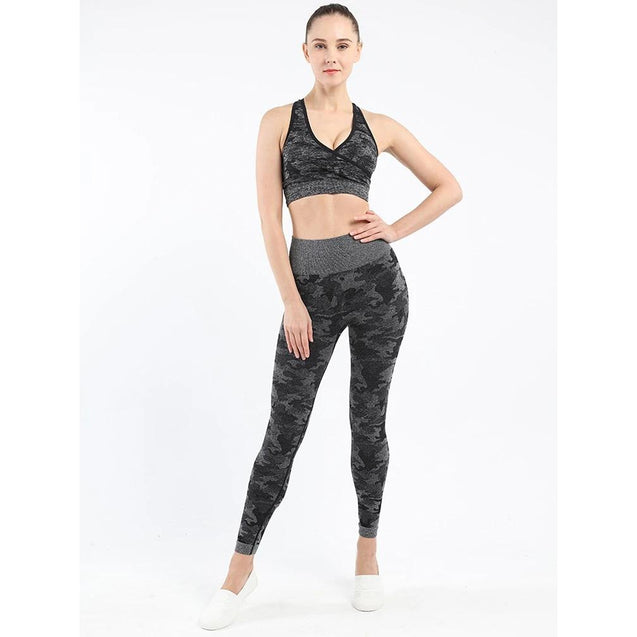 Camo Seamless Duo-Set - UltimateFitGears