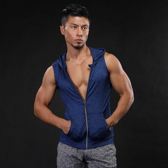 Ultimate Sleeveless Hoodie - UltimateFitGears