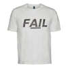 Tee FAIL - 100% organic cotton