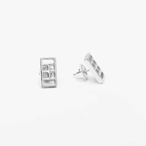 Court Icon Earrings