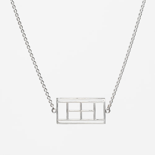 Court Icon Necklace