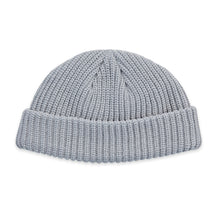 Load image into Gallery viewer, Grey Fisherman Micro Beanie