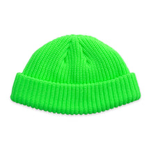 Load image into Gallery viewer, NEON GREEN BEANIE