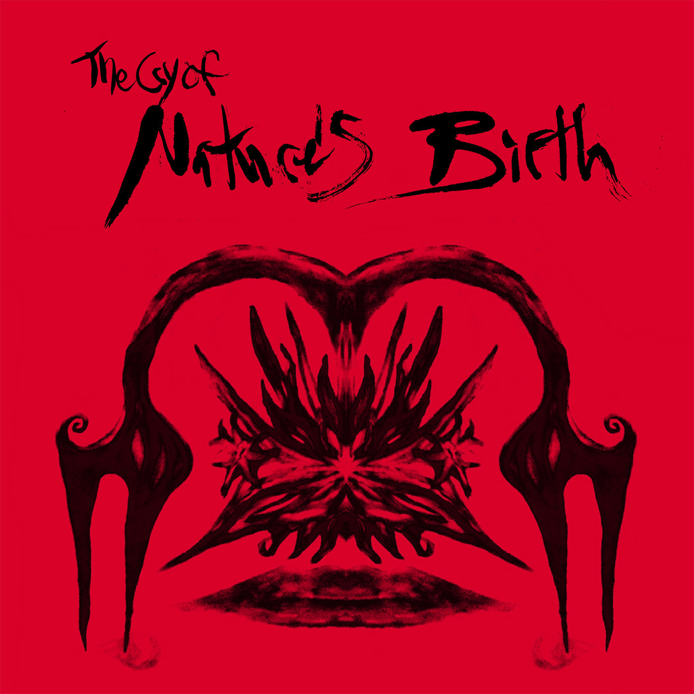 The Cry of Nature's Birth - Music Album