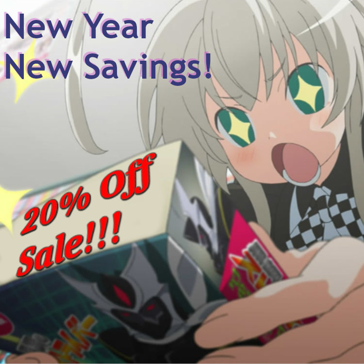 Start the Year with Savings!