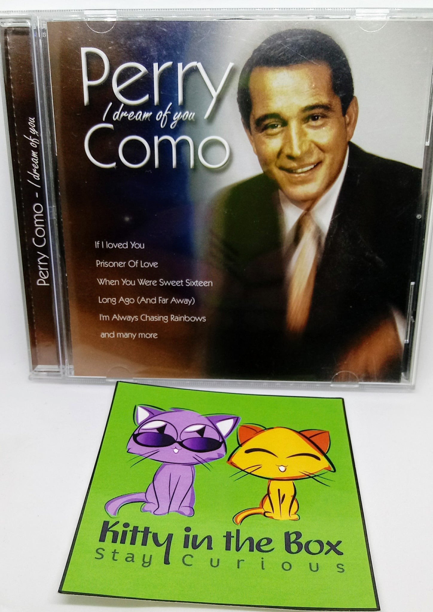 Music CD - Perry Como - I Dream of You