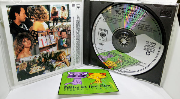 Music CD - When Harry Met Sally Movie Soundtrack