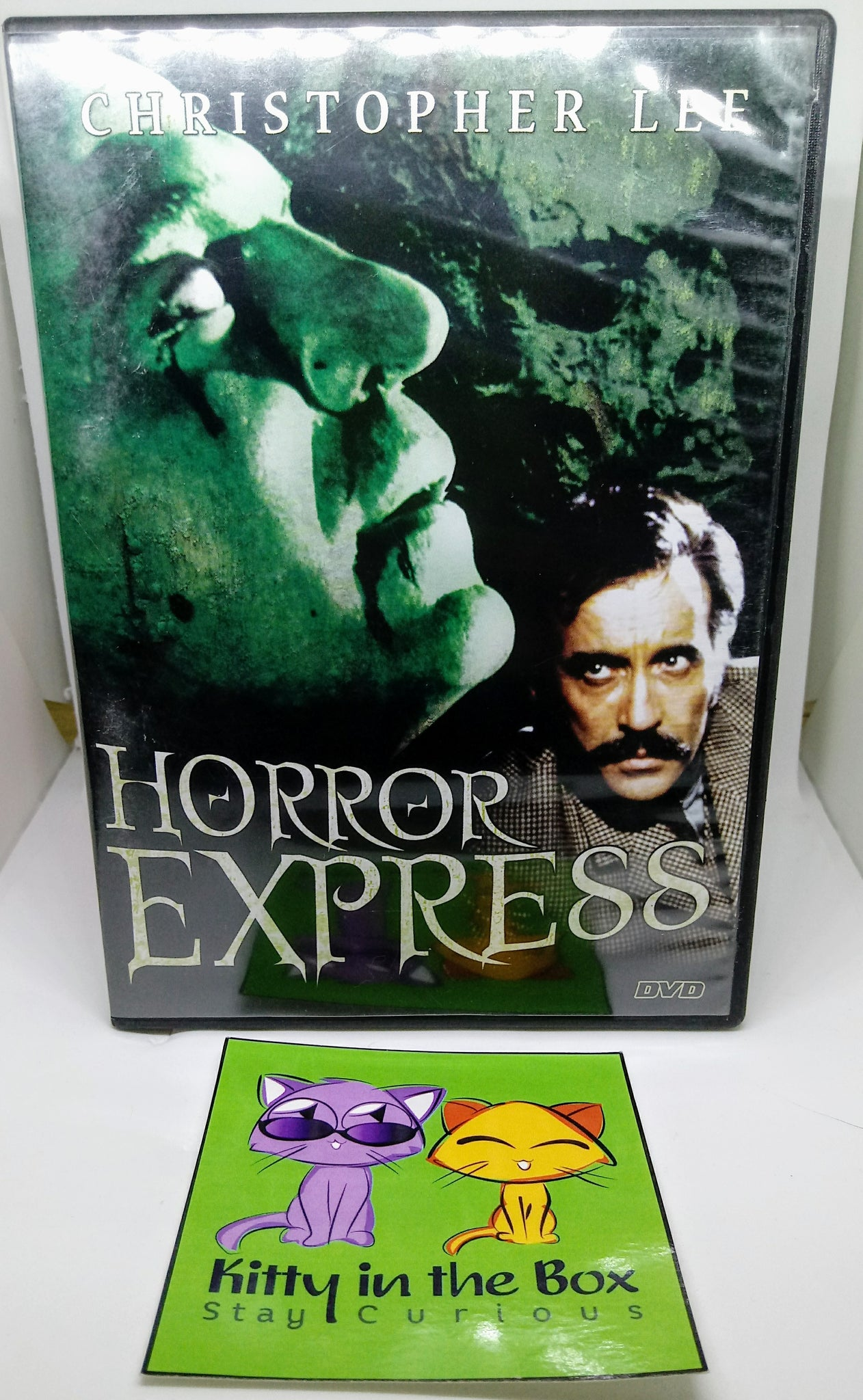 DVD - Horror Express