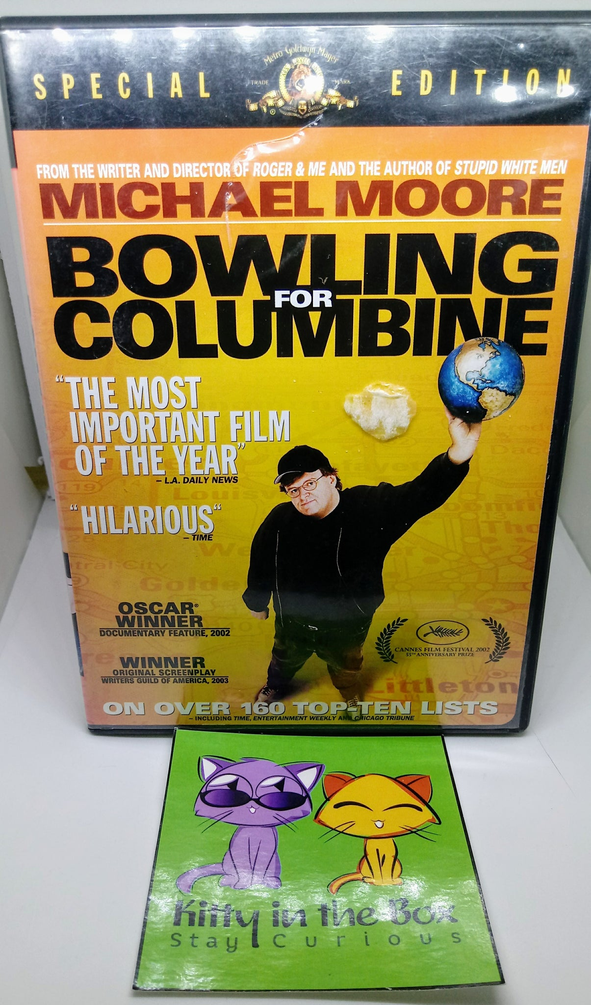 DVD - Bowling for Columbine