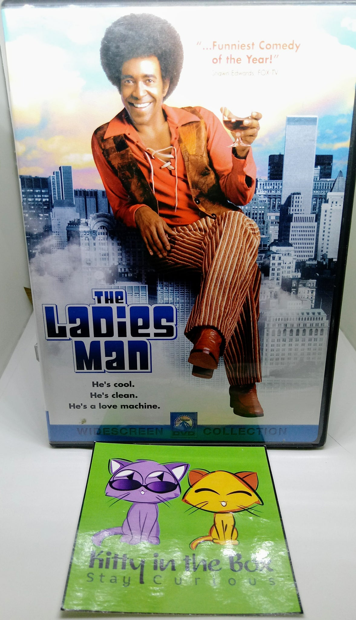 DVD - The Ladies Man
