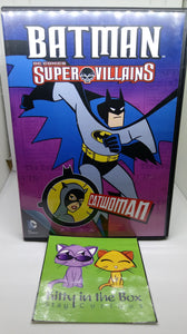 DVD: Batman Super Villains