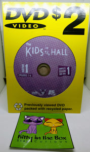 DVD: The Kids in the Hall Volume 1