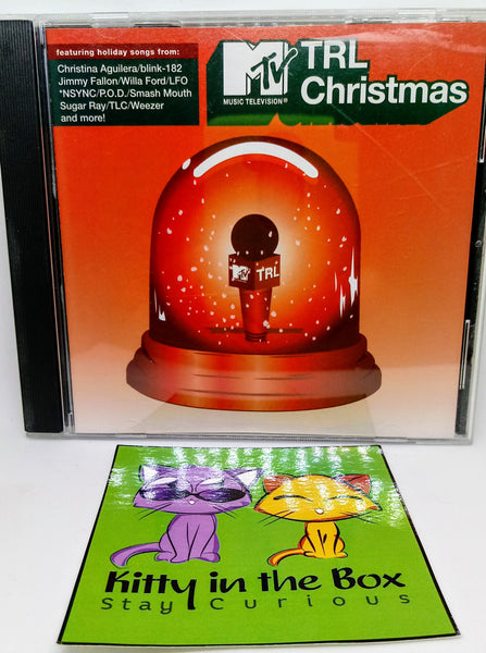 Music CD - Music TRL Christmas