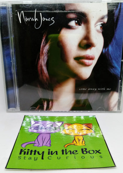 Music CD - Norah Jones - Come Away with Me
