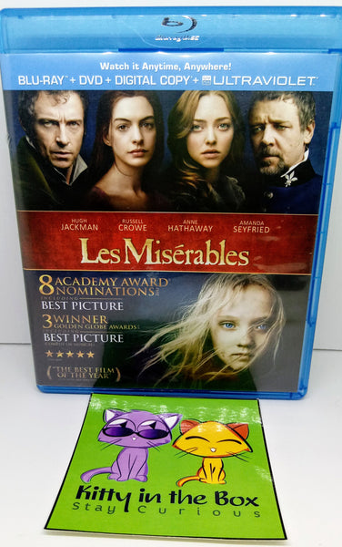 Bluray - Les Miserables
