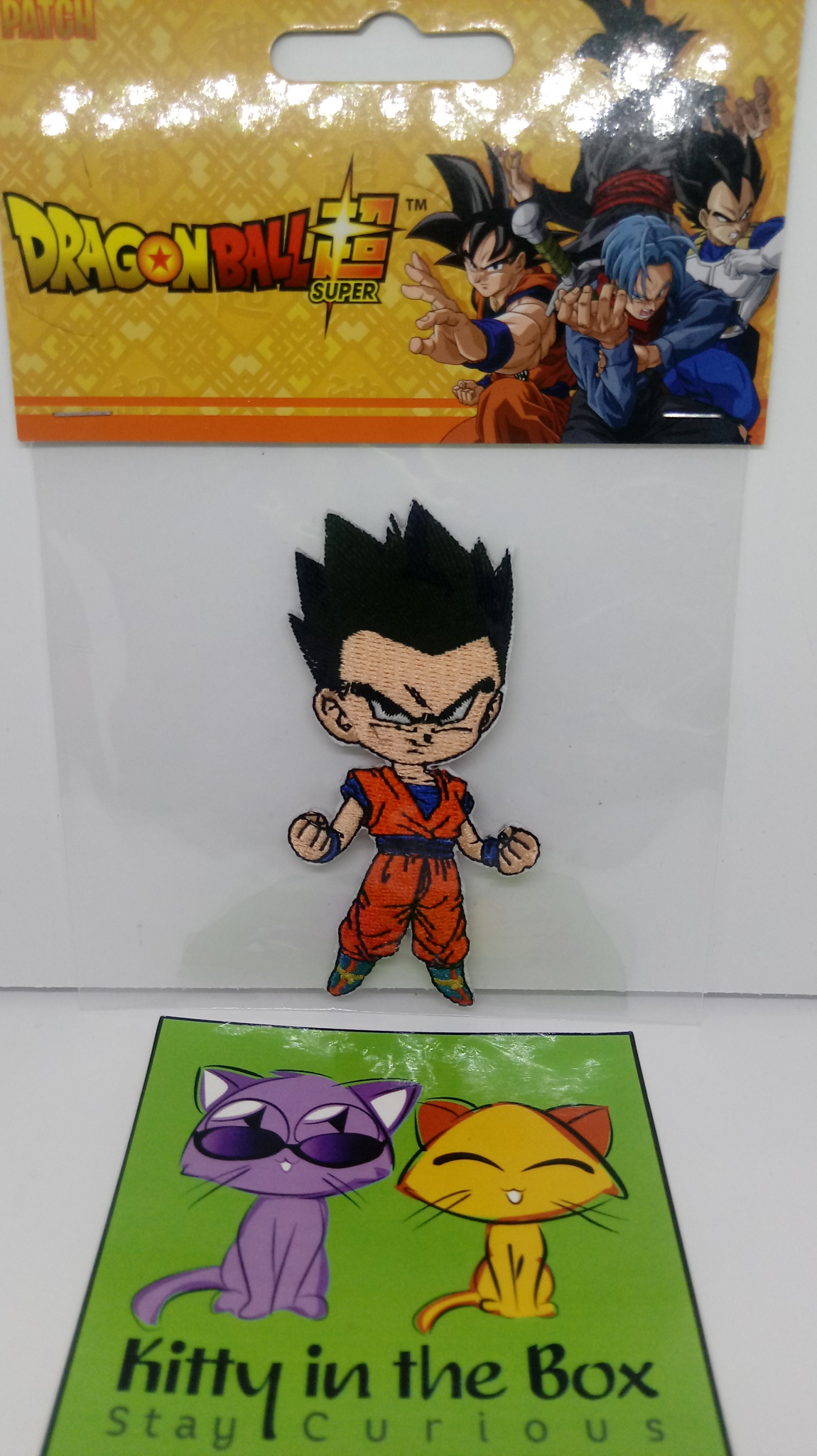 Dragon Ball Super - Son Gohan - Iron-on Patch