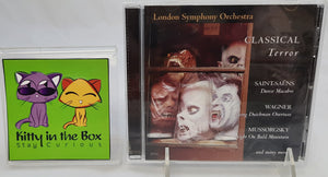 Music CD - London Symphony Orchestra - Classical Terror