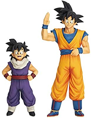 Dragon Ball Z - Son Goku and Son Gohan - Ekiden Outward Youth Figure - Set of 2