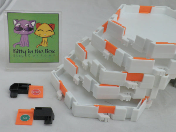 HEXBUG Habitat with Scarab and 5 NANO