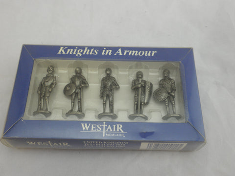 Westair - Knights in Armour MCMLXII - Miniature Military Figures