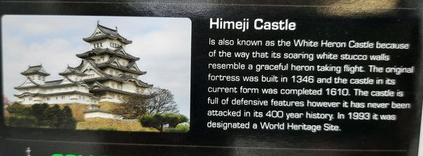 Metal Earth - Himeji Castle - Steel Model Kit