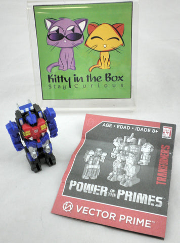 Transformers - Transformers Generations Power of the Primes Prime Master figure