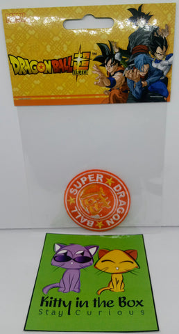 Dragon Ball Super - Kame Symbol - Iron-on Patch