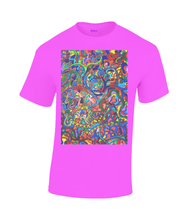Load image into Gallery viewer, Jane Indigo 08 heavy cotton t-shirt