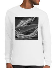 Load image into Gallery viewer, A. Platkovsky City Lights 07 monochrome 100% cotton longsleeve