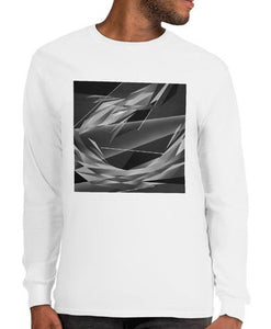 A. Platkovsky City Lights 07 monochrome 100% cotton longsleeve