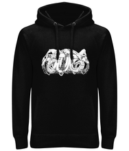 Load image into Gallery viewer, Emil Ellefsen Guts unisex 100% organic cotton hoodie