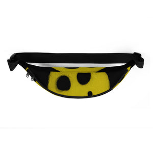 R. Wolff Smiley SØ19 all-over fanny pack