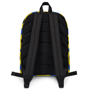 R. Wolff Modest smiley SØ19 all-over backpack