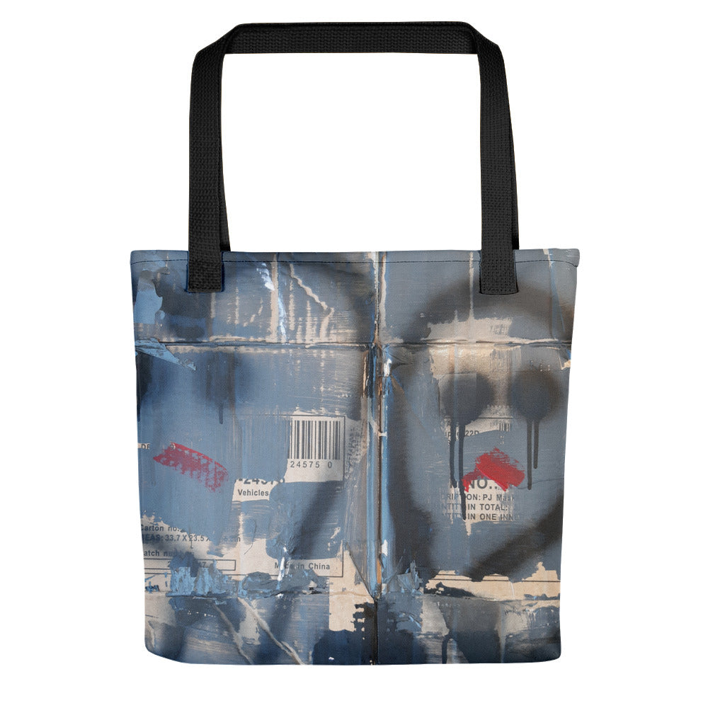 NEW: Luanne May Goodness and Gracious all-over tote bag