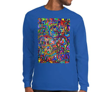 Load image into Gallery viewer, Jane Indigo 08 100% cotton longsleeve
