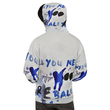 Load image into Gallery viewer, Luanne May All you need are balls unisex all-over hoodie