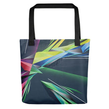 Load image into Gallery viewer, A. Platkovsky City Lights 08 all-over tote bag