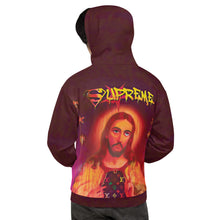 Load image into Gallery viewer, Mr. Kling Supreme all over print hoodie from #ArtIt - urban artwear